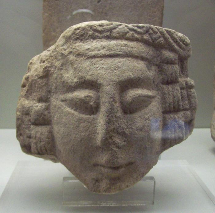 Iberian Statue